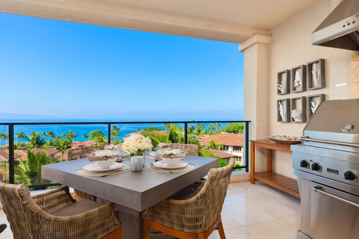 Luxury vacation rentals usa - Hawaii - Maui - Wailea beach villas - Maui I404 - Image 1/28