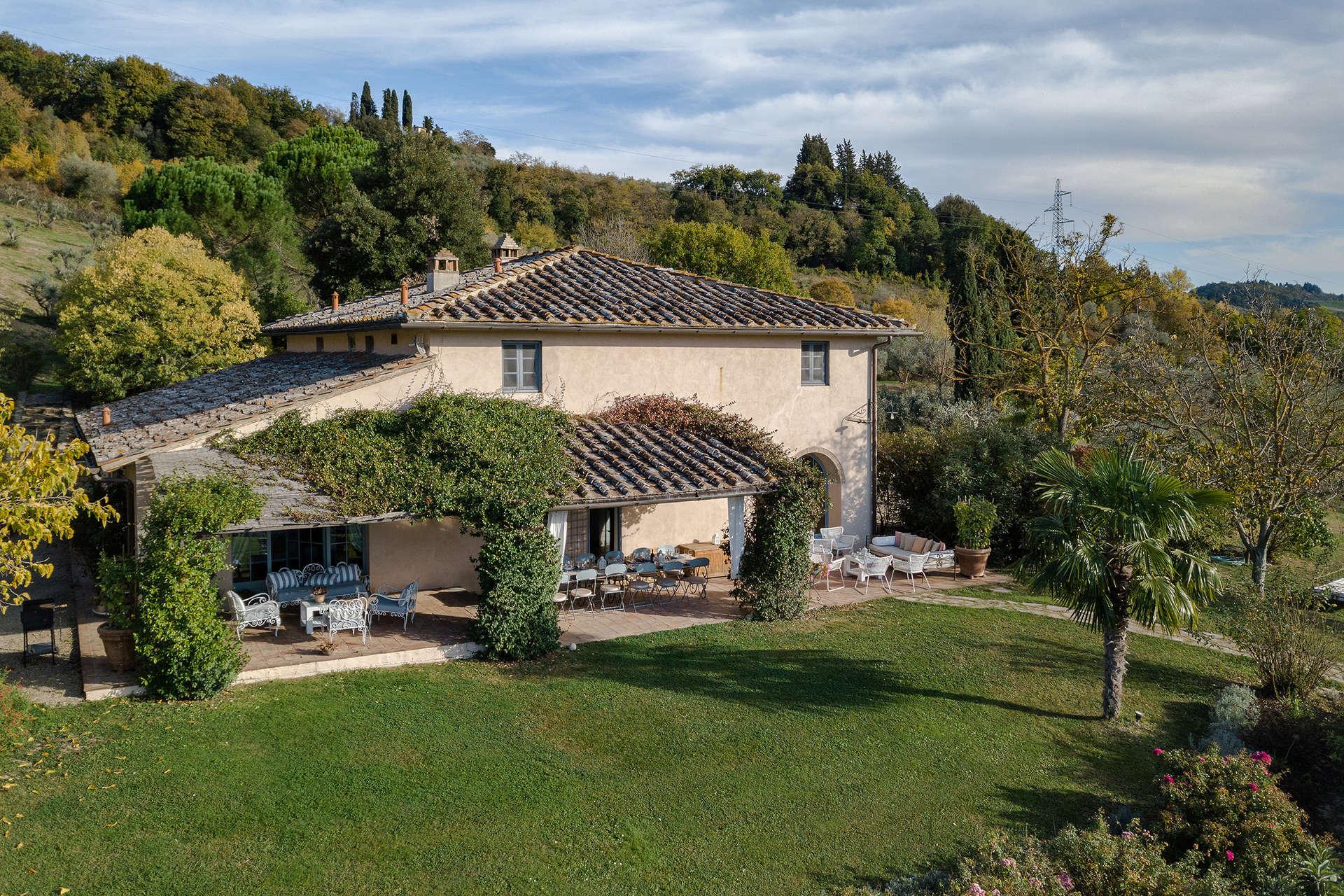 Luxury vacation rentals europe - Italy - Tuscany - Chia nti - Leonardo - Image 1/22