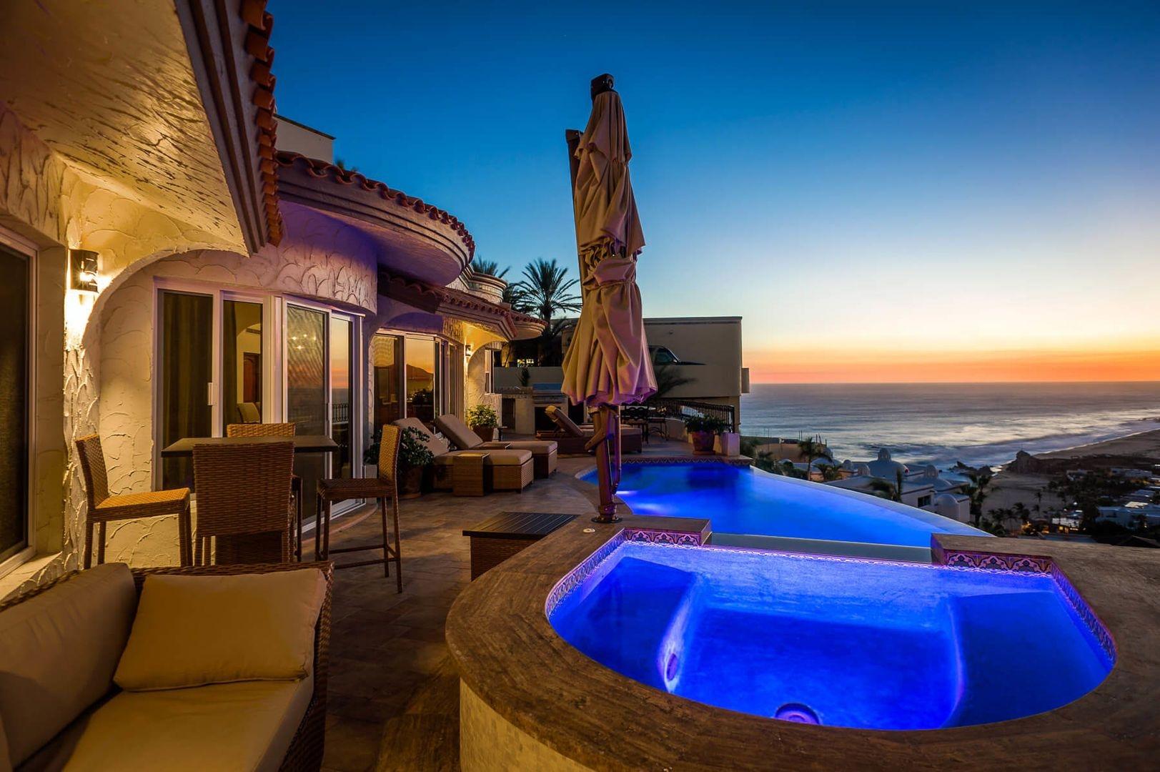 Luxury vacation rentals mexico - Los cabos - Cabo - Pedregal - Villa Colibri - Image 1/17