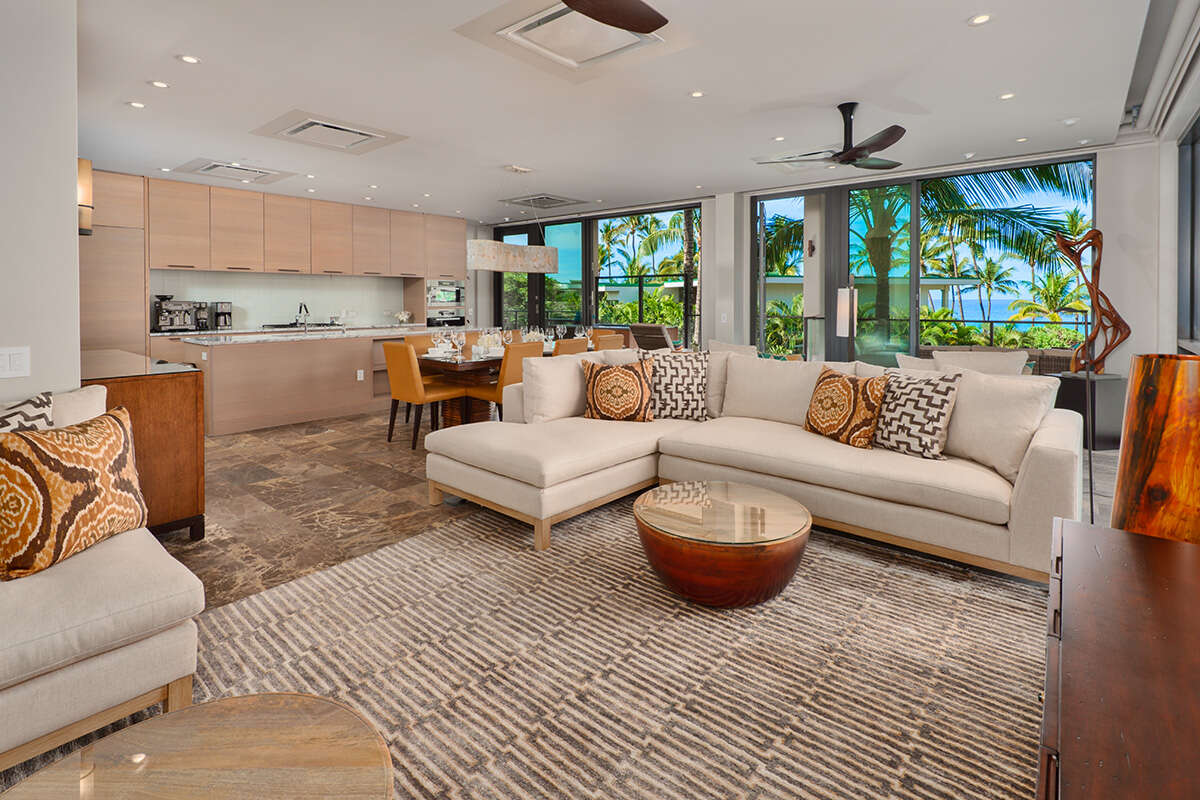 Luxury vacation rentals usa - Hawaii - Maui - Andaz maui wailea resort - SeaSpirit 811 - Image 1/22