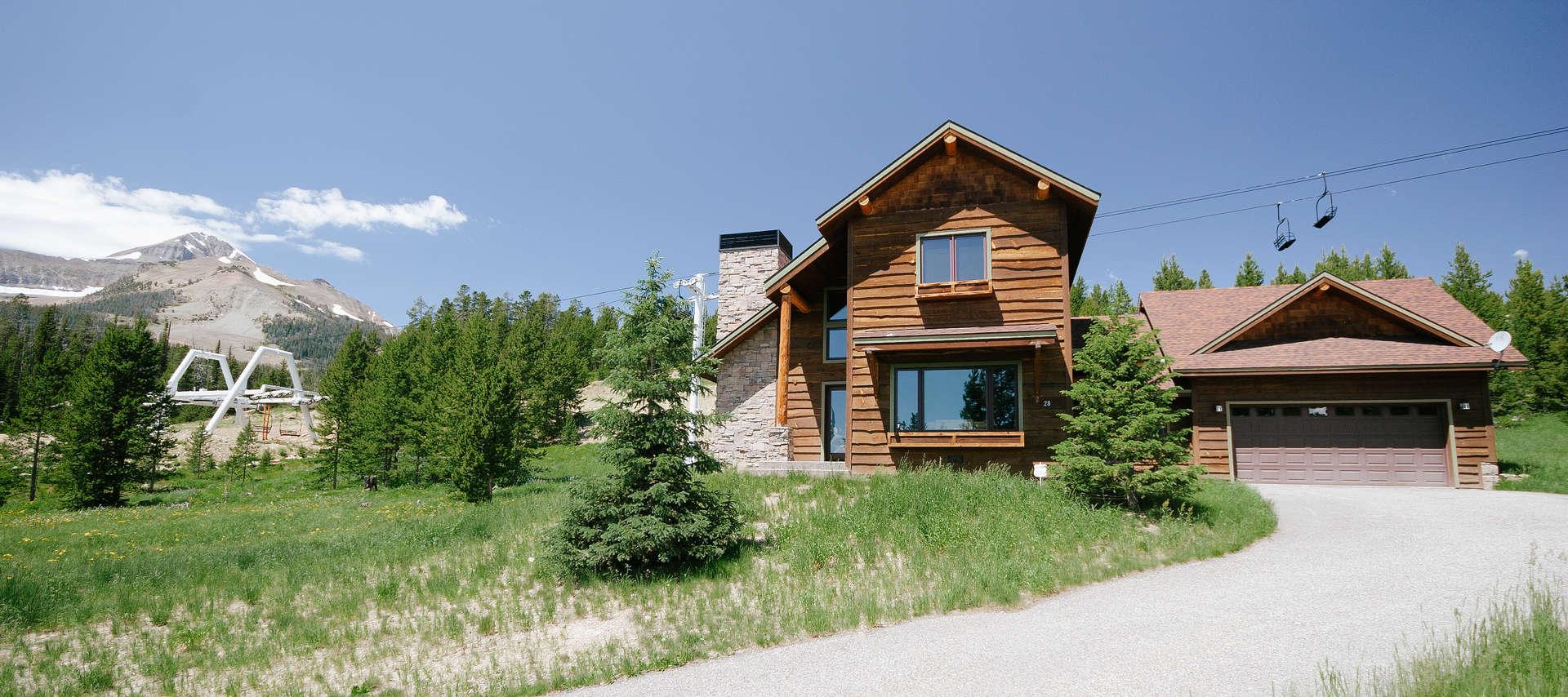 Luxury vacation rentals usa - Montana - Big sky - No location 4 - Twin Lift Lodge - Image 1/17