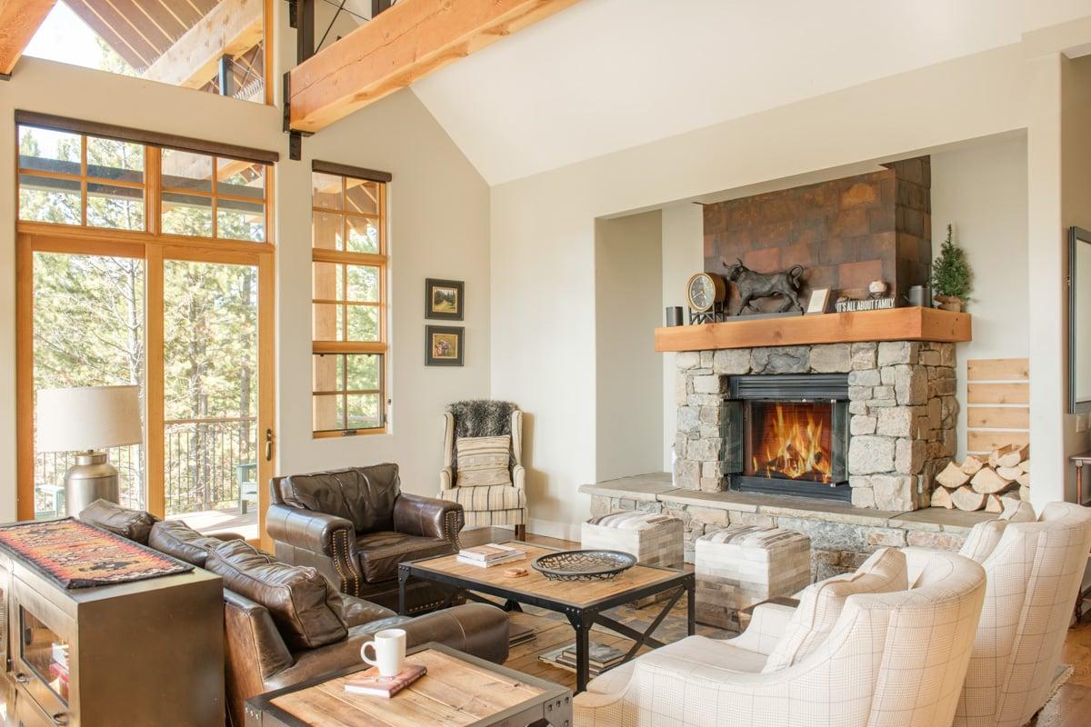 Luxury vacation rentals usa - Montana - Big sky - Swift Bear Lodge - Image 1/34