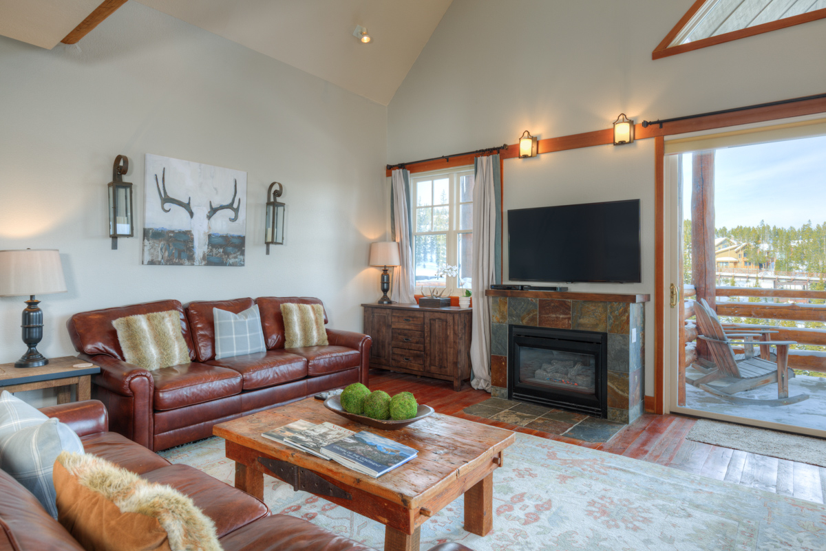 Luxury vacation rentals usa - Montana - Big sky resort - Saddle Ridge Townhome | Unit B1 - Image 1/38
