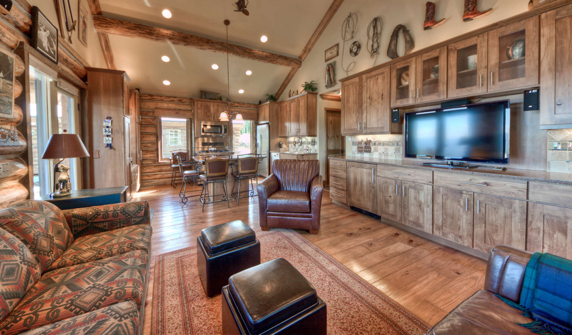 Luxury vacation rentals usa - Montana - Big sky - Cowboy heaven - 13 Bandit Way - Image 1/10