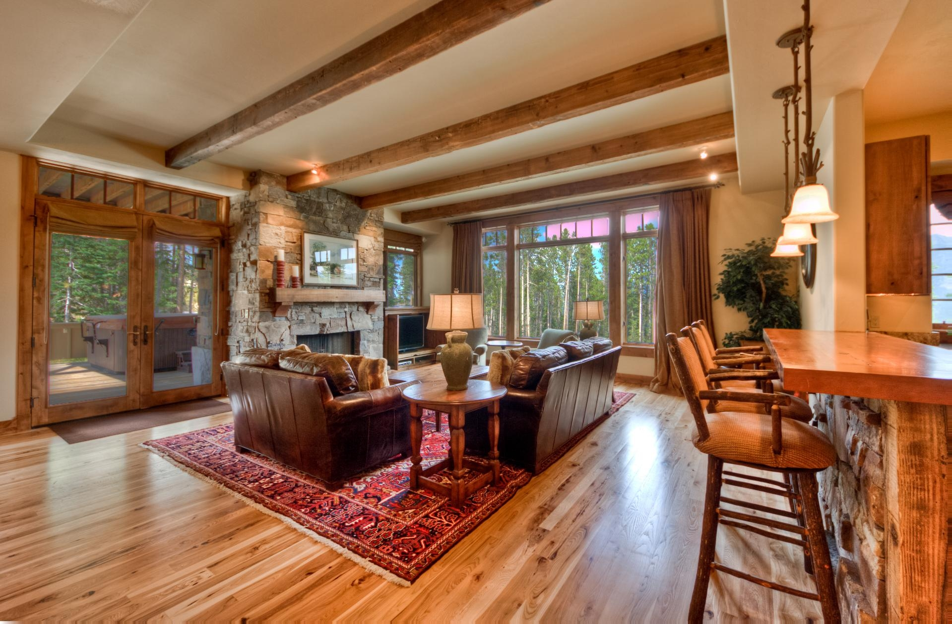 Luxury vacation rentals usa - Montana - Big sky - Cowboy heaven - 2B - Image 1/27