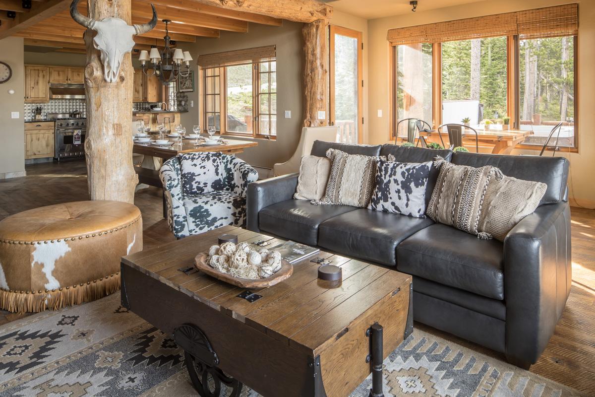 Luxury vacation rentals usa - Montana - Big sky - Cowboy heaven - 9 Indian Summer - Image 1/21