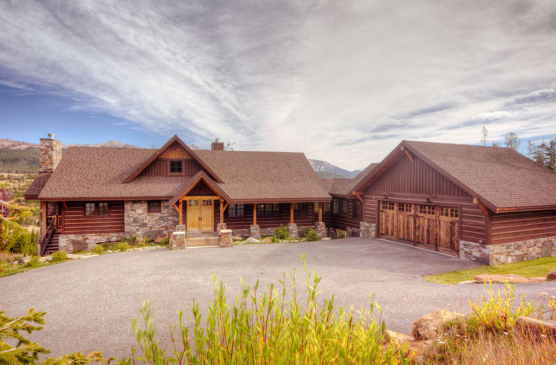 Luxury vacation rentals usa - Montana - Big sky - No location 4 - Four Bear Lodge - Image 1/22