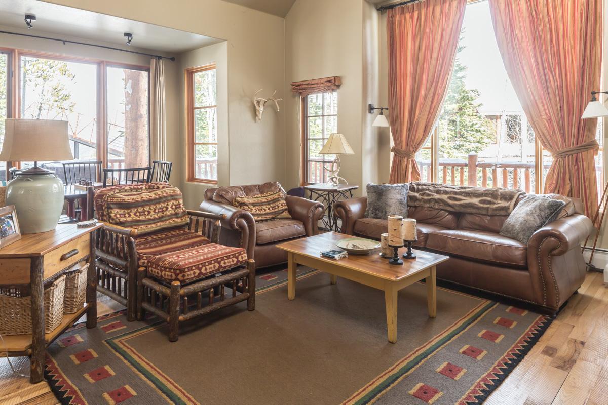 Luxury vacation rentals usa - Montana - Big sky - Cowboy heaven - 1 Shadow Ridge - Image 1/21
