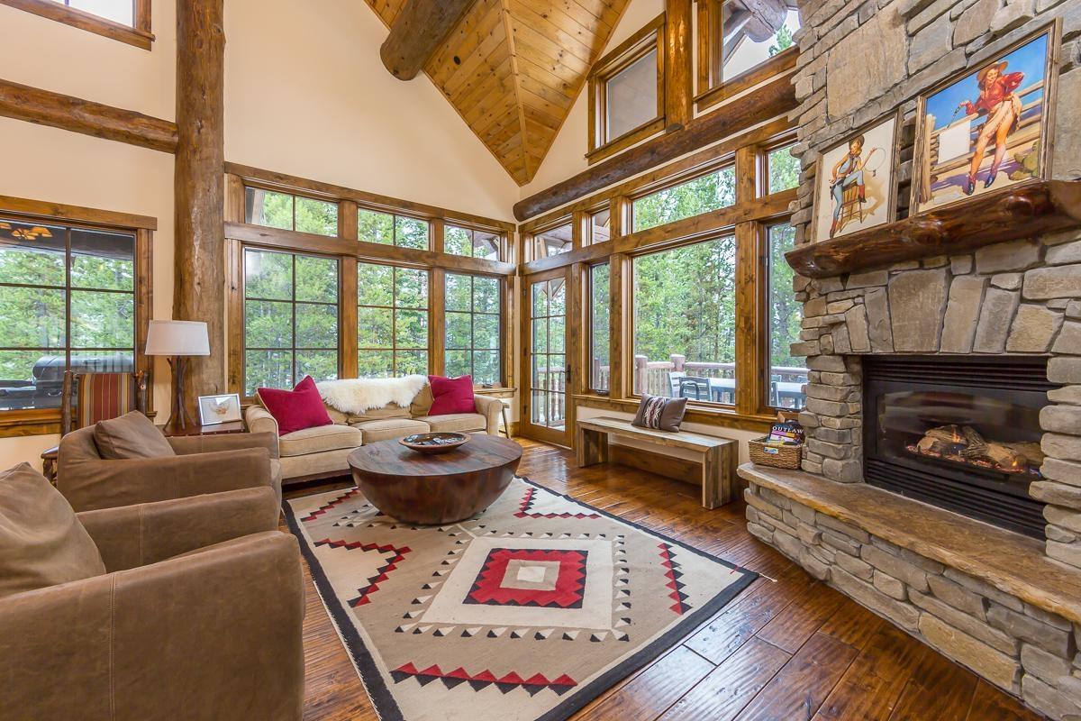 Luxury vacation rentals usa - Montana - Big sky - Spanish peaks mountain club - Homestead Cabin 2 - Image 1/23