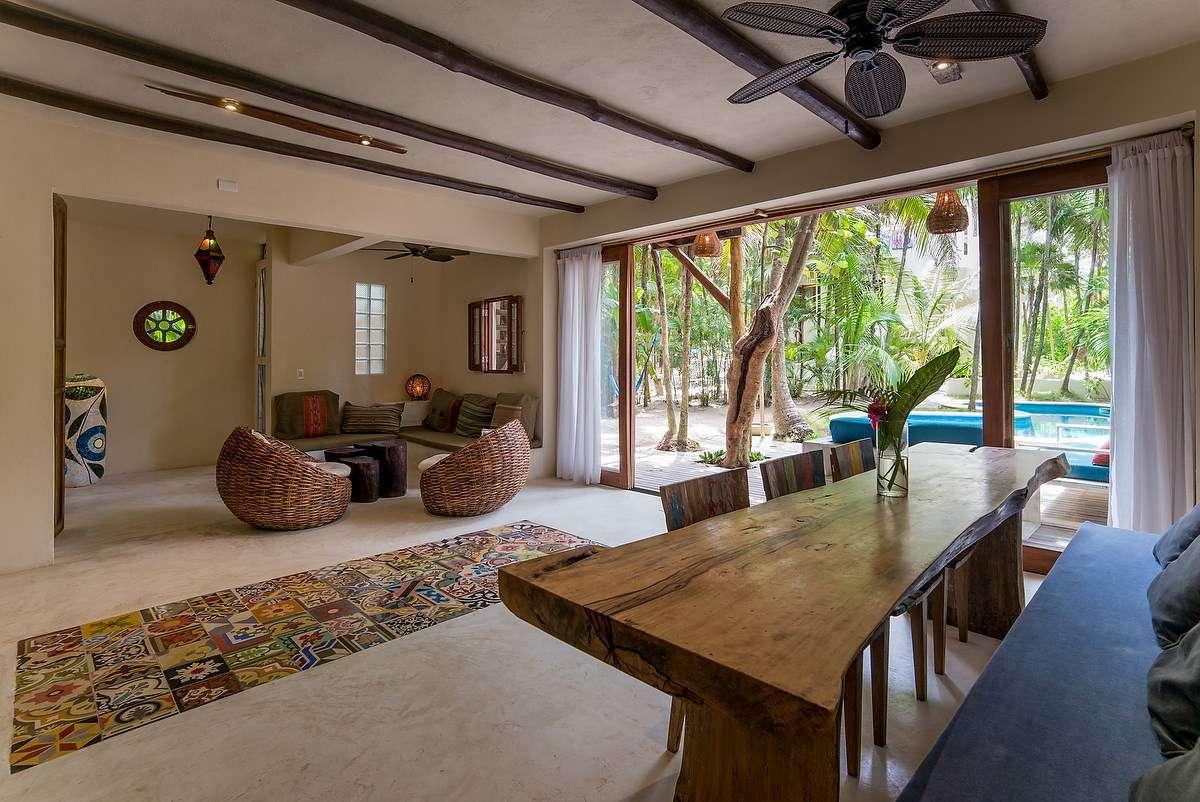 Luxury vacation rentals mexico - Riviera maya - Tulum - No location 4 - Casa Mandala - Image 1/11