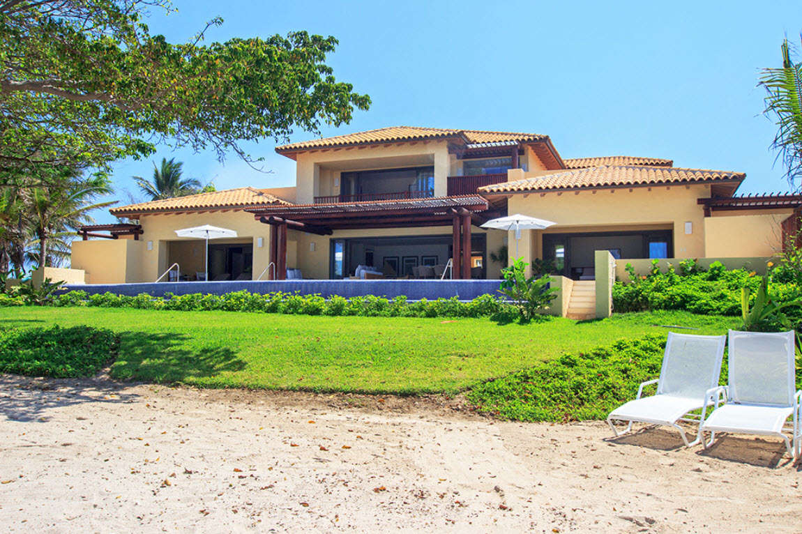 Luxury vacation rentals mexico - Punta mita - Villa Pacifico - Image 1/16