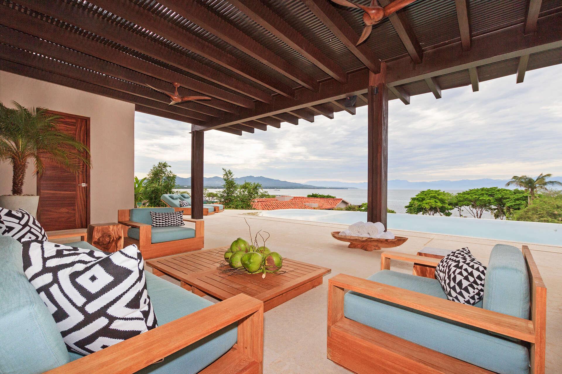 Luxury vacation rentals mexico - Punta mita - Porta fortuna - No location 4 - Tres Amores - Image 1/25