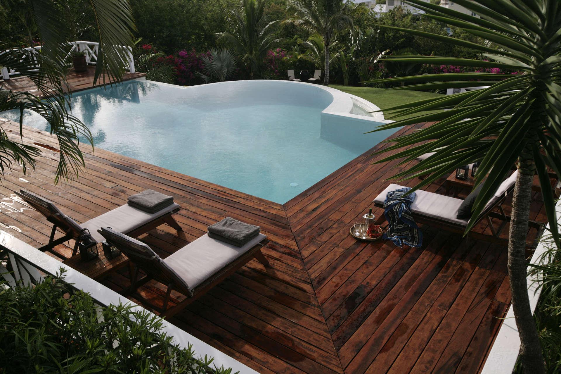 Luxury villa rentals caribbean - St lucia - Cap estate sl - South hills - Villa Kessi - Image 1/14