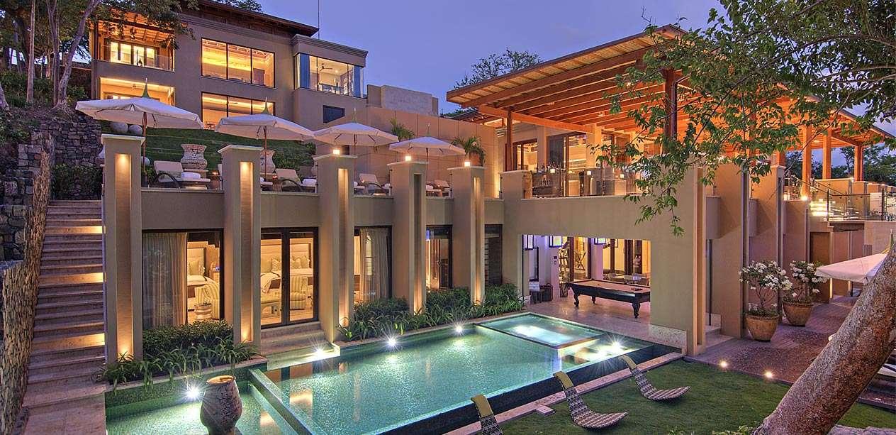 Central america villa rentals - Costa rica - Guanacaste - Peninsula papagayo - Villa Manzu - Image 1/24
