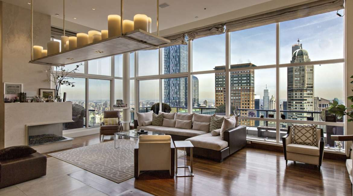 Luxury vacation rentals usa - New york - New york city - Central park - 2 BDM Penthouse - Image 1/5