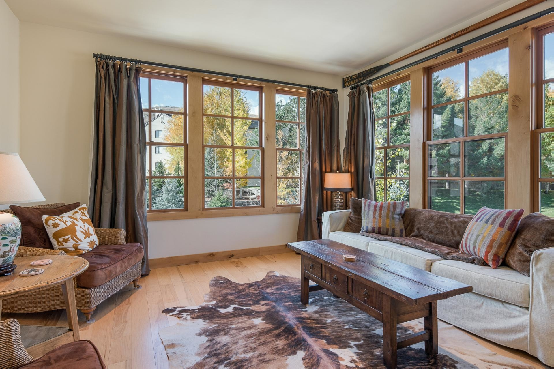 Luxury vacation rentals usa - Idaho - Sun valley - Elkhorn village - 109-11 Elkhorn Springs - Image 1/22