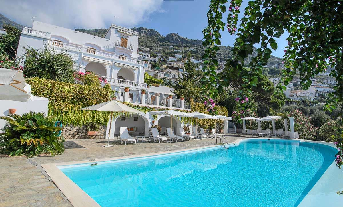 Luxury vacation rentals europe - Italy - Amalfi coast - Prai ano - Diana Villa - Image 1/35
