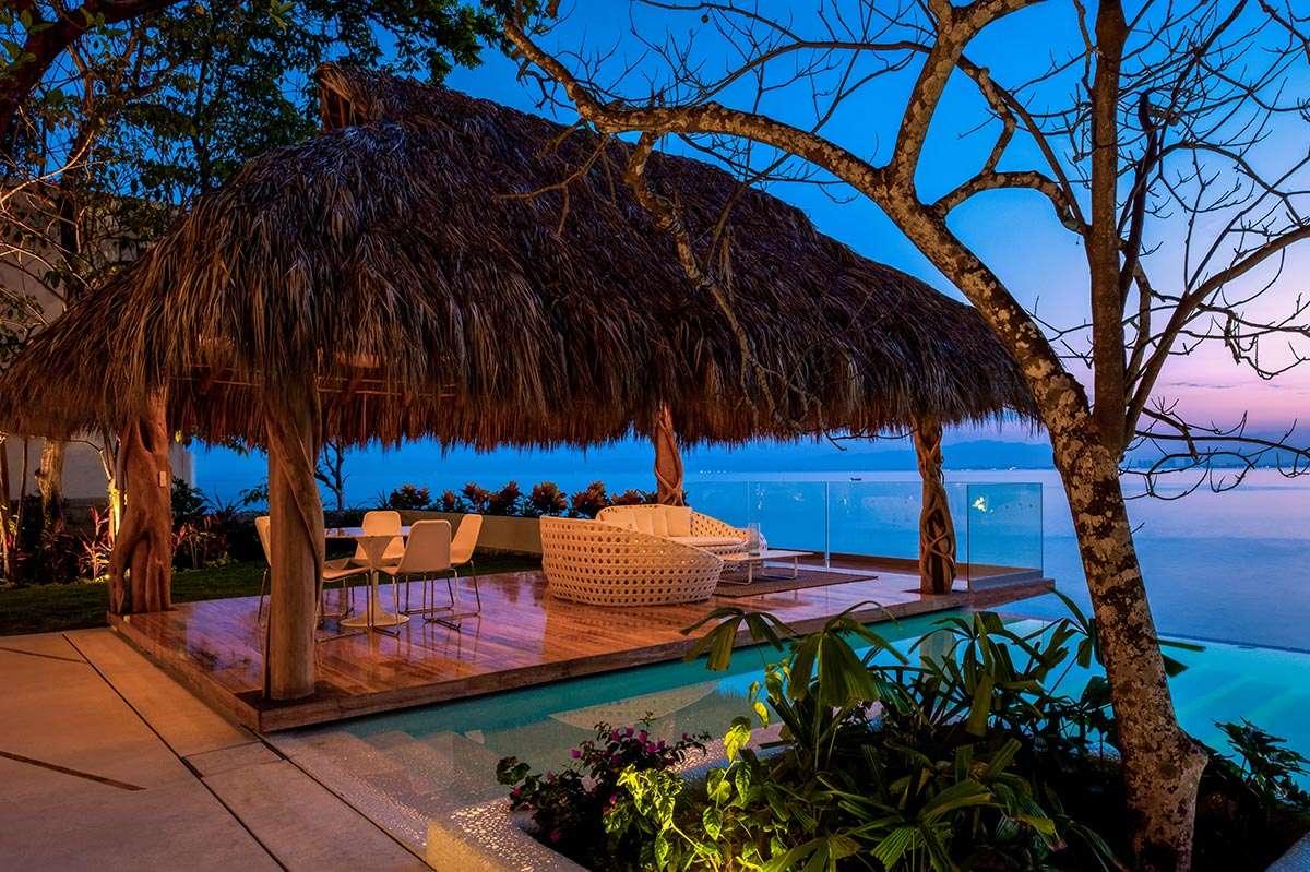Luxury vacation rentals mexico - Puerto vallarta - Mismaloya beach - No location 4 - Casa Papelillos - Image 1/24