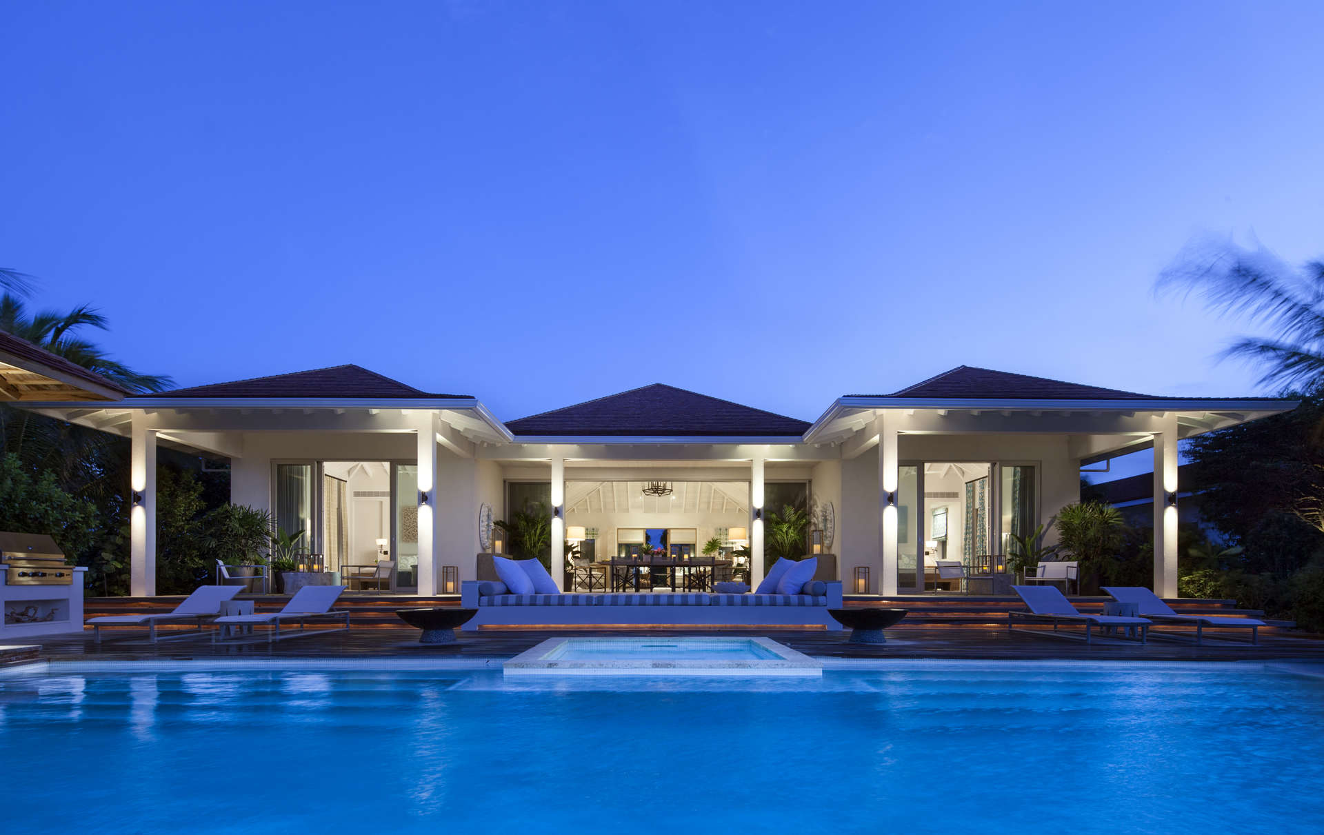 Luxury villa rentals caribbean - Turks and caicos - Providenciales - Grace bay club - The Residences | Portofino - Image 1/14