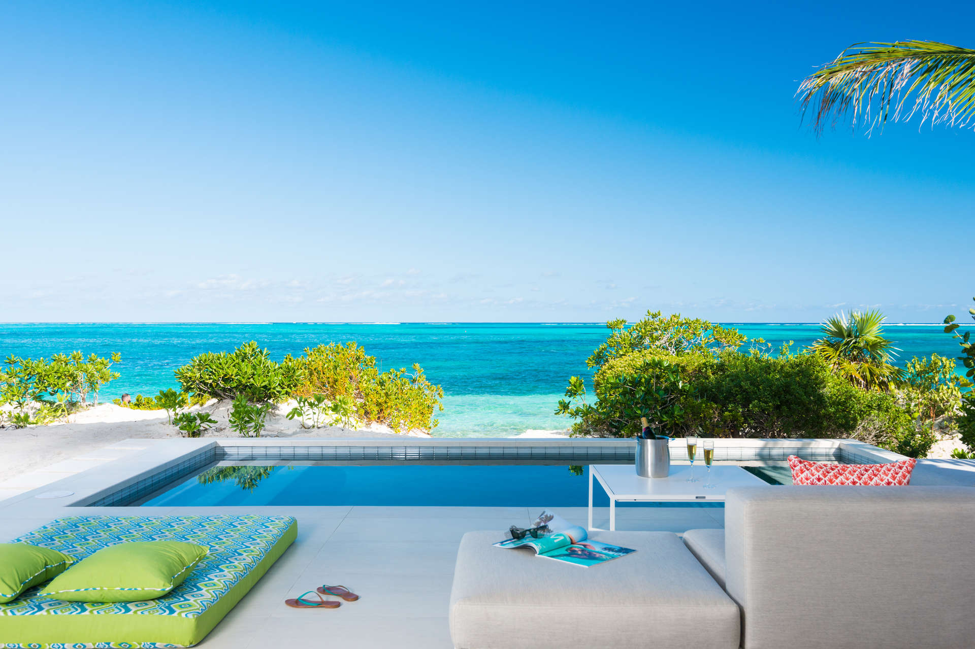 Luxury villa rentals caribbean - Turks and caicos - Providenciales - Grace bay club - Sundog | The Dunes - Image 1/17
