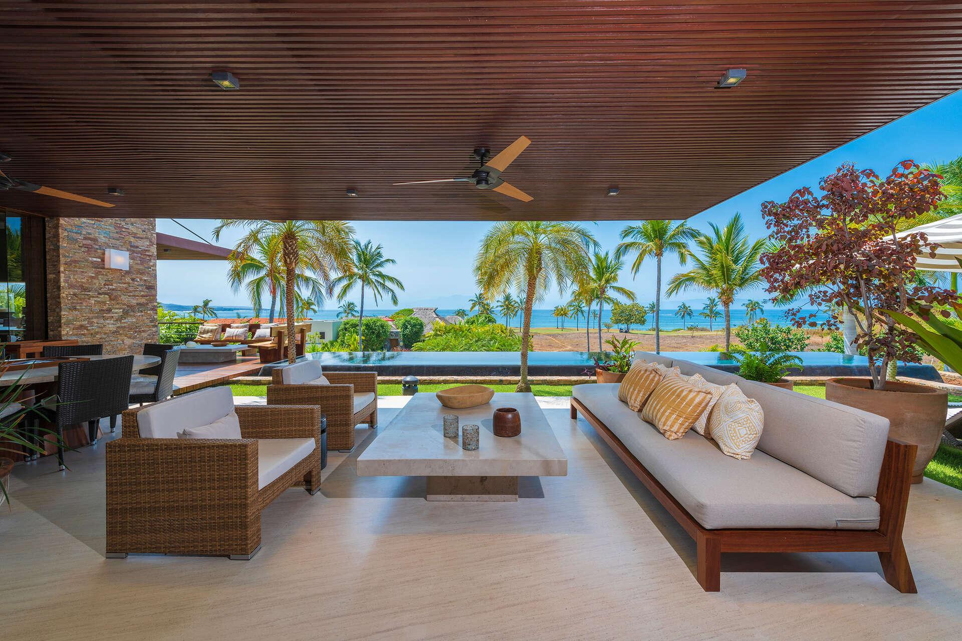 Luxury vacation rentals mexico - Punta mita - Lagos delmar - No location 4 - Casa Herradura - Image 1/29