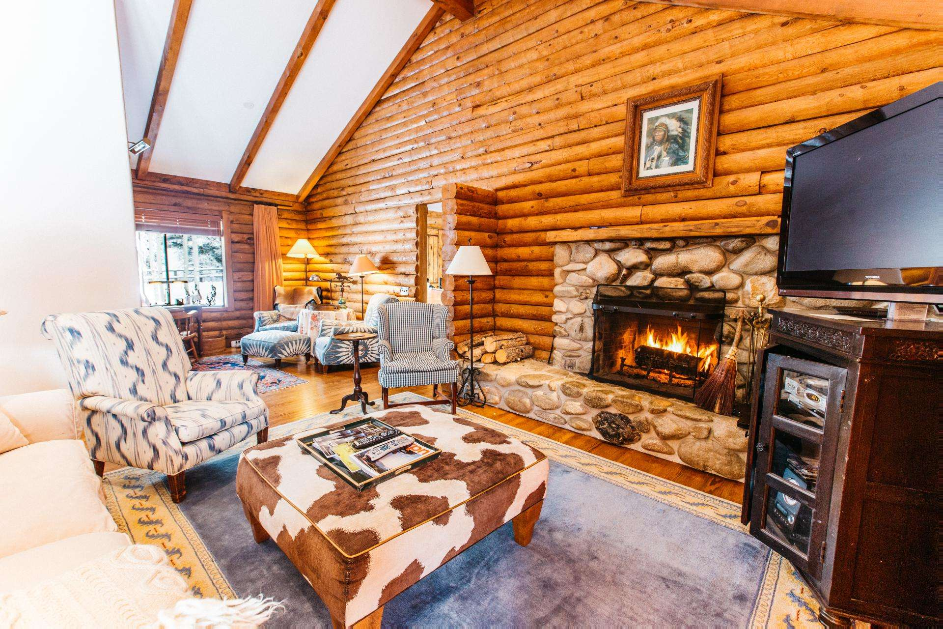 Luxury vacation rentals usa - Idaho - Sun valley - Ketchum  - Townsend Lodge - Image 1/17