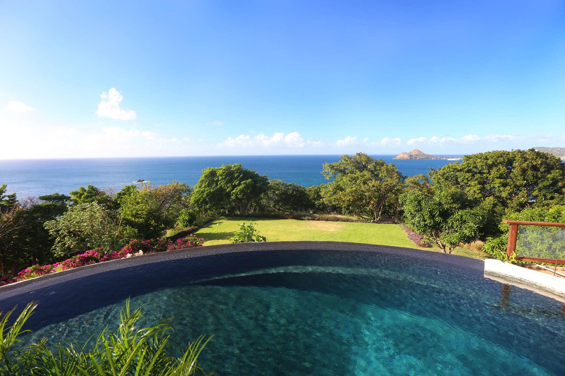 Luxury villa rentals caribbean - St lucia - Rodney bay sl - Morne Trulah - Image 1/15