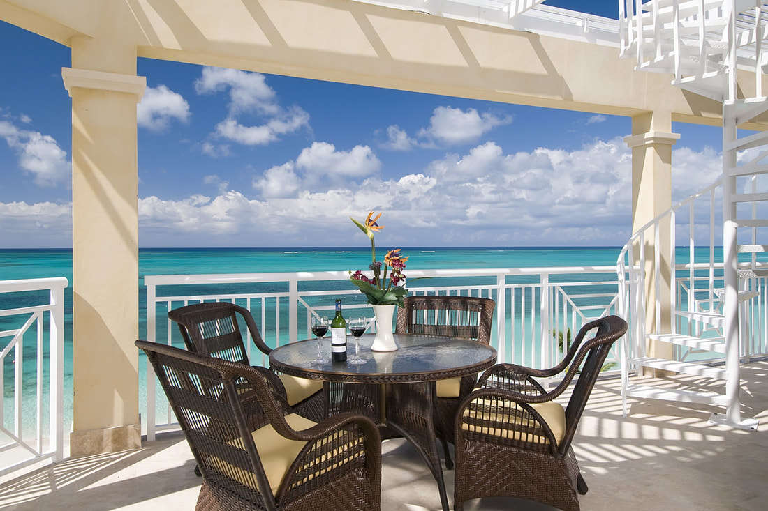 Luxury villa rentals caribbean - Turks and caicos - Providenciales - Windsong resort - Penthouse | 4 Bedrooms - Image 1/10