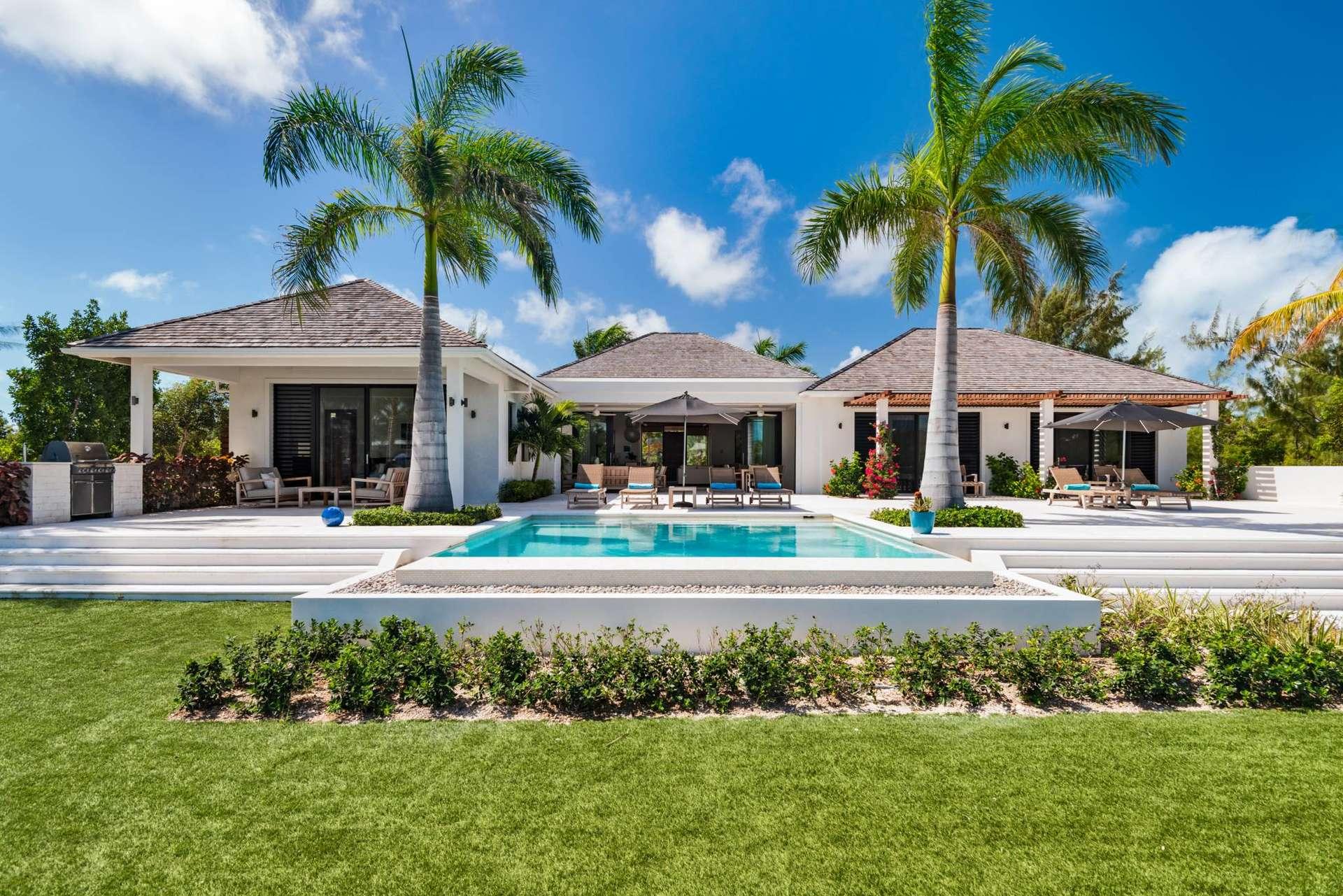 Luxury villa rentals caribbean - Turks and caicos - Providenciales - Leeward - Cassis Villa - Image 1/19
