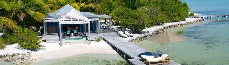 Central america villa rentals - Belize - Cayo espanto - No location 4 - Casa Brisa - Image 1/8