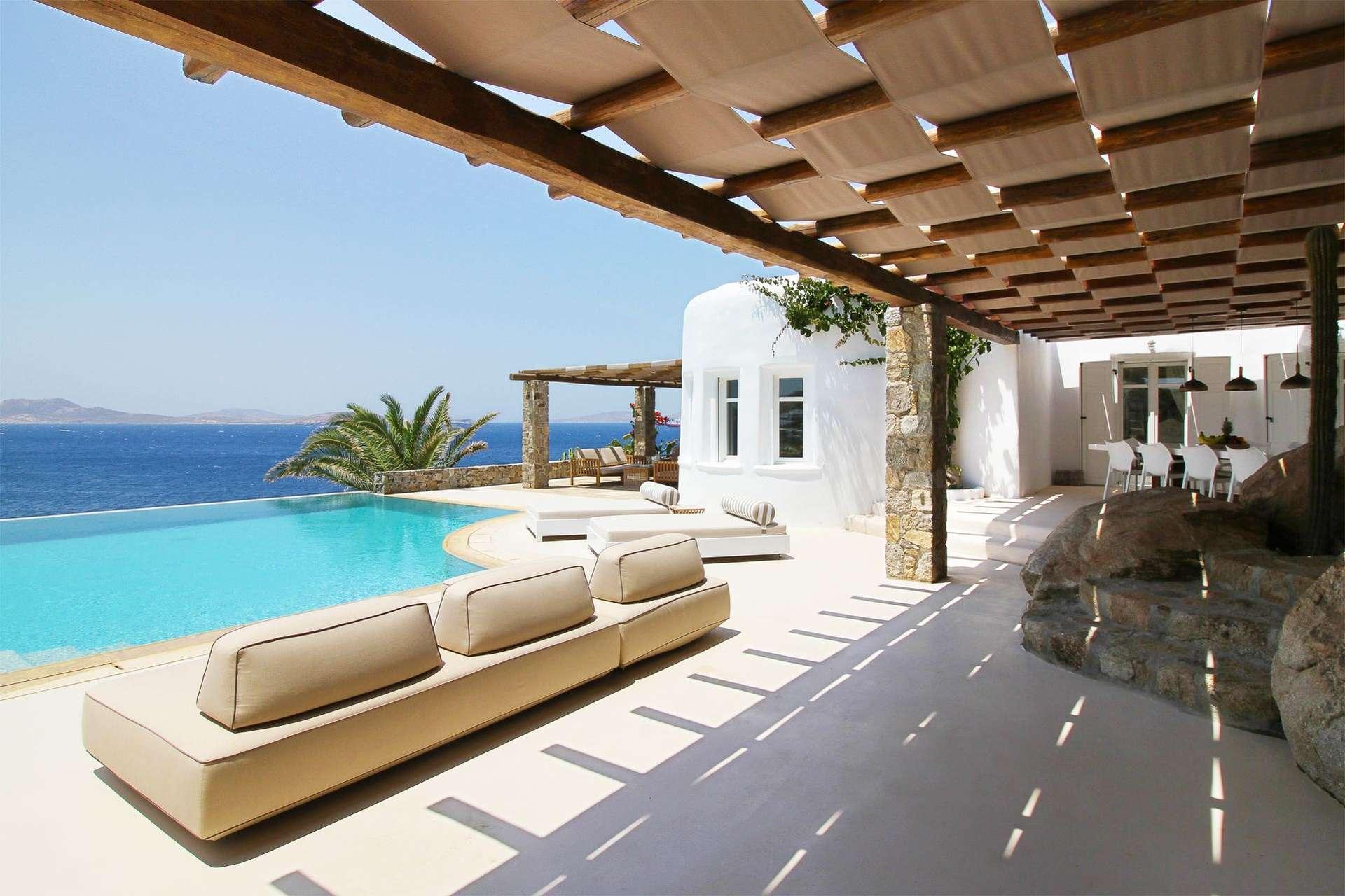 Luxury vacation rentals europe - Greece - Mykonos - Agios ioannis - Kymothoe - Image 1/17