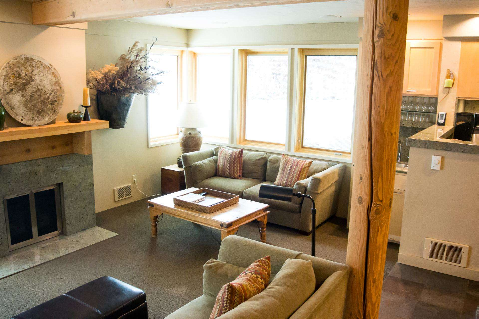 Luxury vacation rentals usa - Idaho - Sun valley - Warm springs  - Prospector 134 - Image 1/12