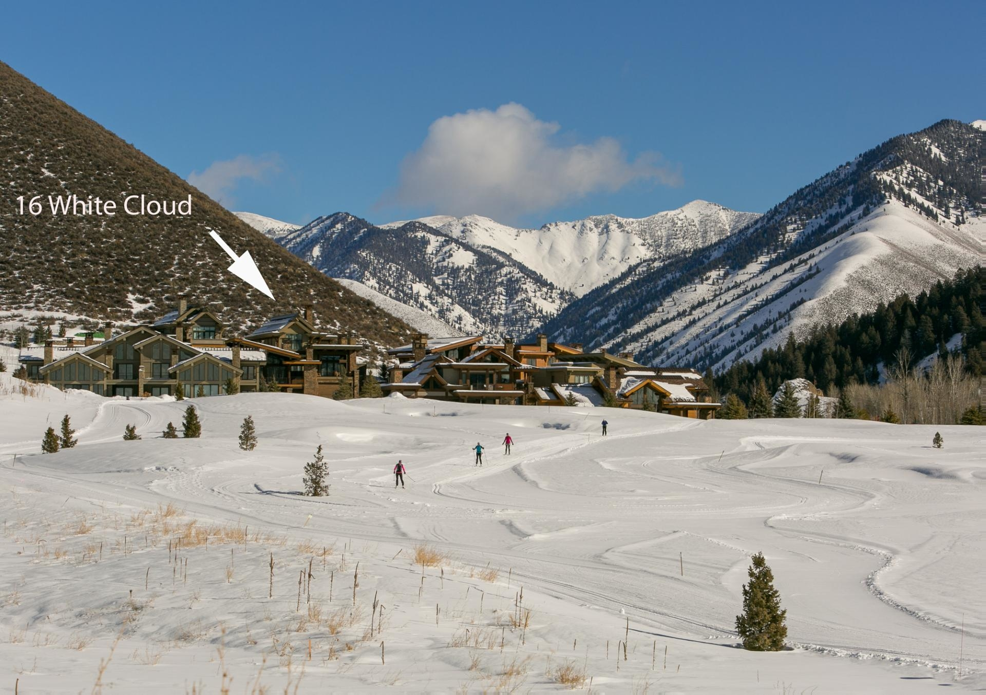 Luxury vacation rentals usa - Idaho - Sun valley - No location 4 - White Cloud 16 - Image 1/25