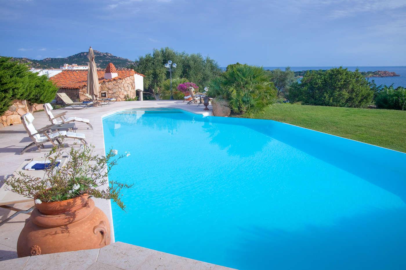 Luxury vacation rentals europe - Italy - Sardinia - Porto cervo - Erithia - Image 1/13
