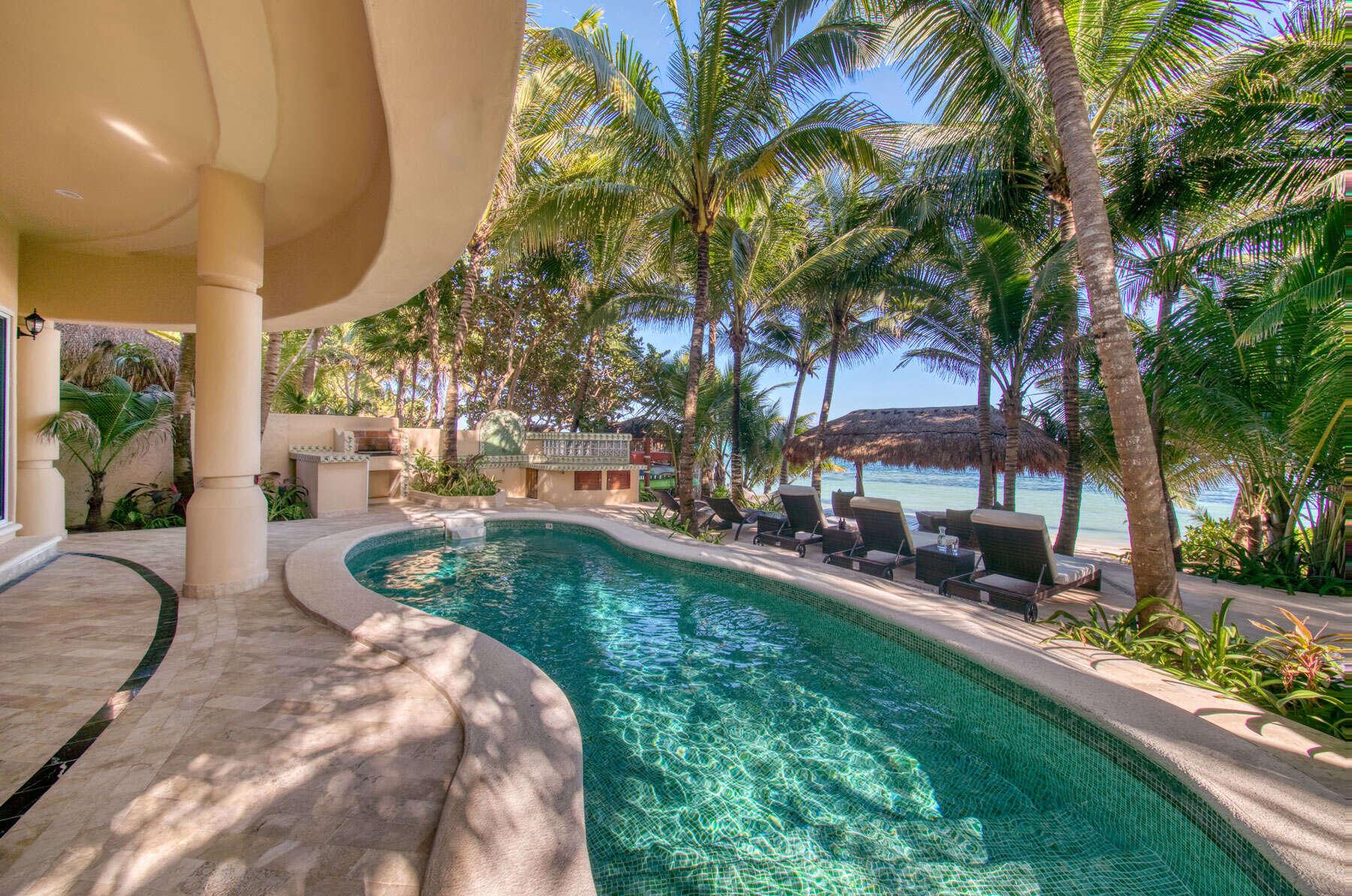 Luxury vacation rentals mexico - Riviera maya - Soliman bay - No location 4 - Moonstar - Image 1/34