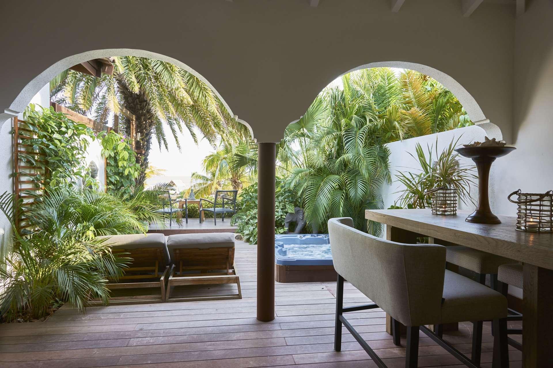 Luxury villa rentals caribbean - Curacao - Baoase luxury resort - No location 4 - Honeymoon Suite - Image 1/12