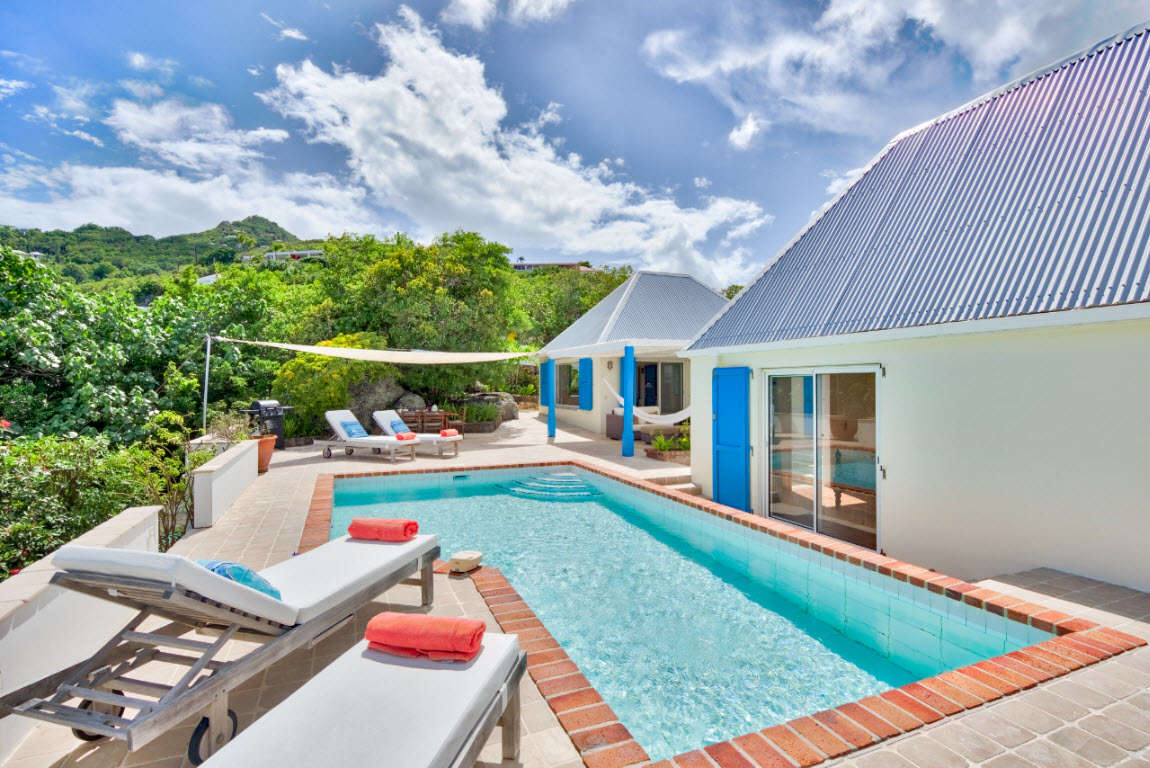 Luxury villa rentals caribbean - St barthelemy - Marigot - No location 4 - Villa Stivel - Image 1/12