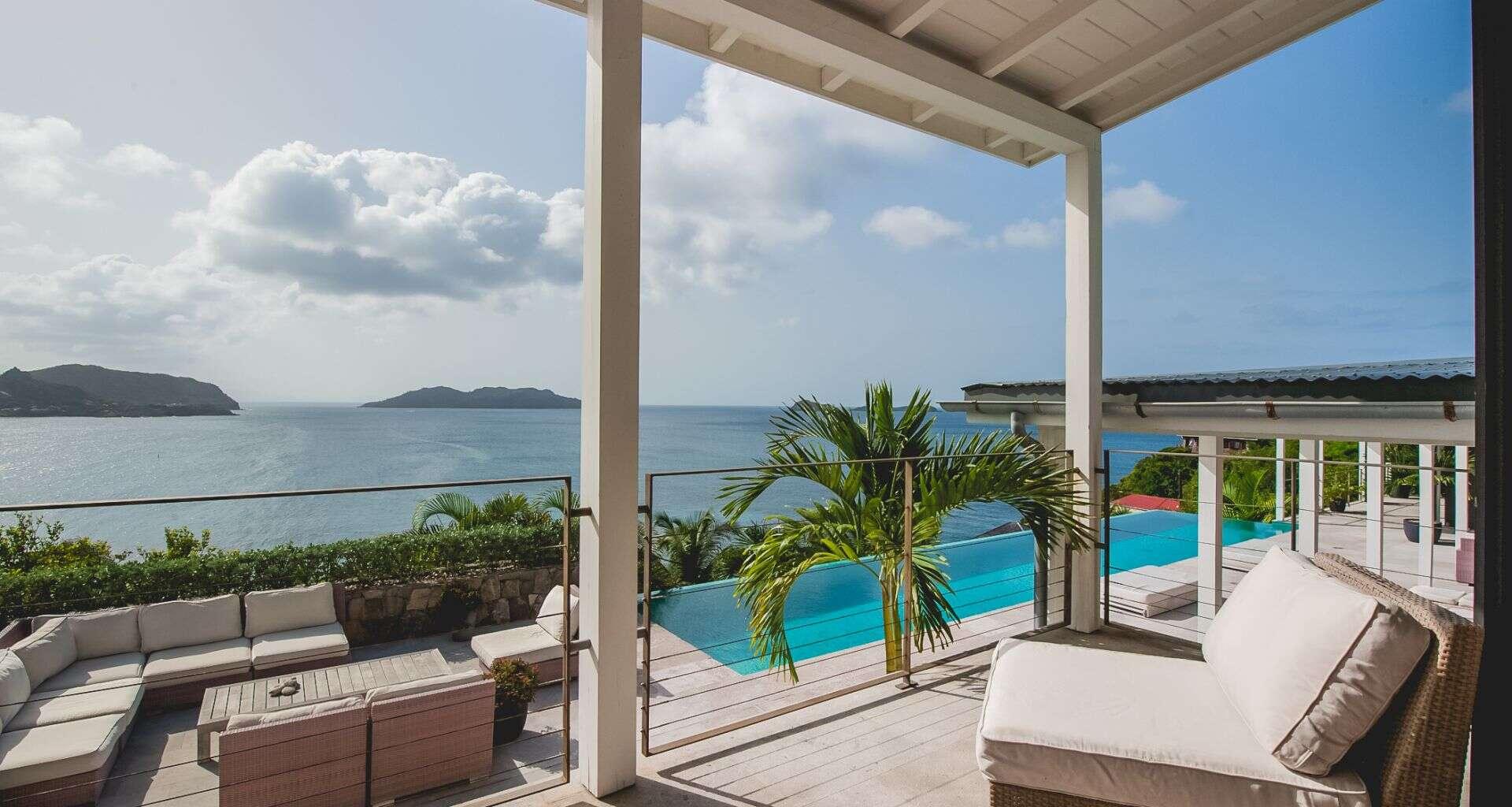 Luxury villa rentals caribbean - St barthelemy - Saint jean - No location 4 - Villa Ella - Image 1/13