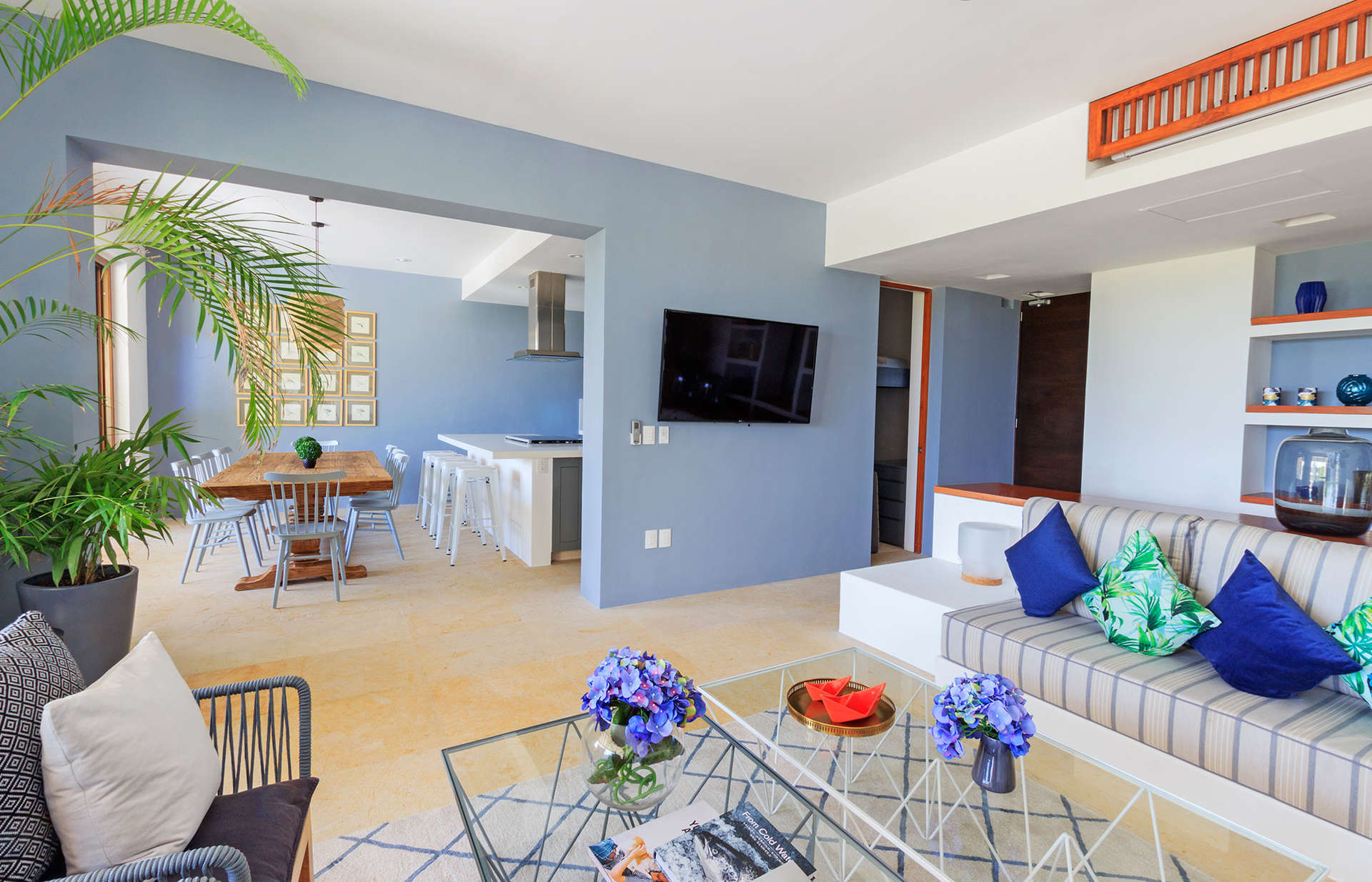 Luxury vacation rentals mexico - Punta mita - Las terrazas - No location 4 - Condo Terramar - Image 1/20