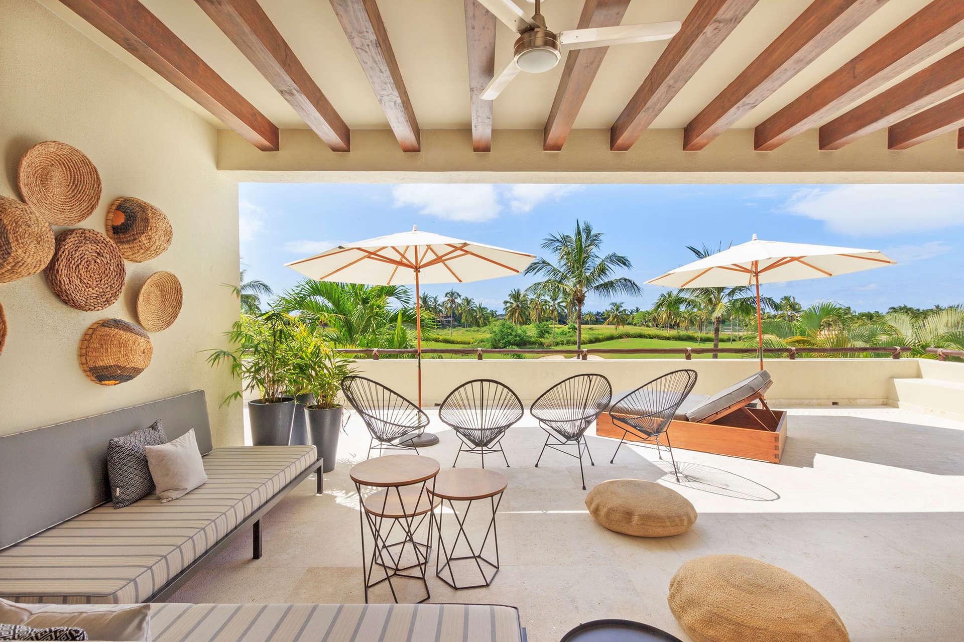 Luxury vacation rentals mexico - Punta mita - Las terrazas - No location 4 - Condo Terramar - Image 1/20