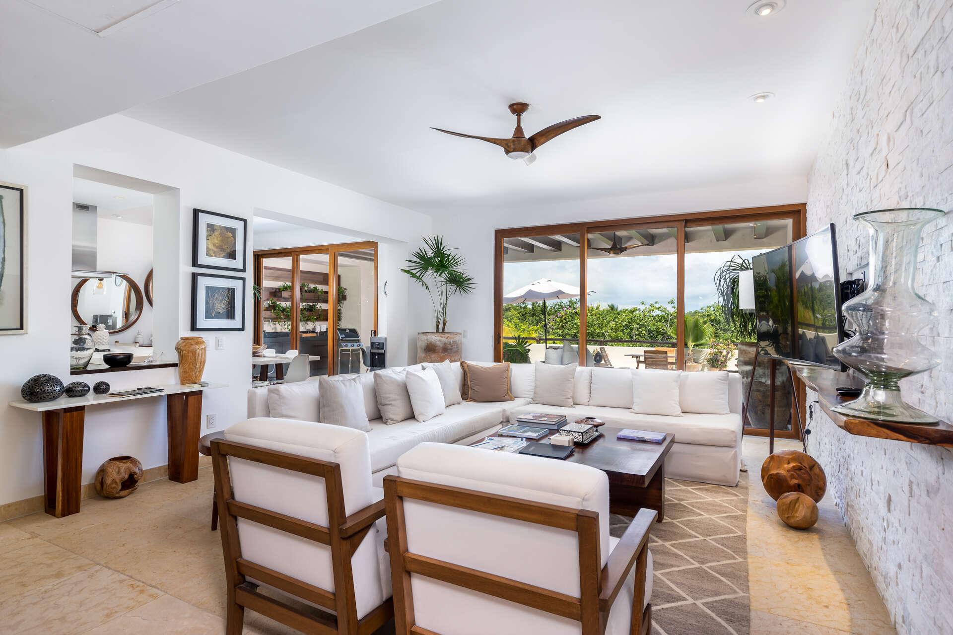 Luxury vacation rentals mexico - Punta mita - Las terrazas - No location 4 - Condo Ola Linda - Image 1/14