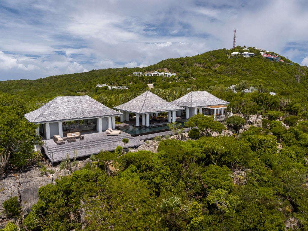Luxury villa rentals caribbean - St barthelemy - Gouverneur - Villa Rose - Image 1/24