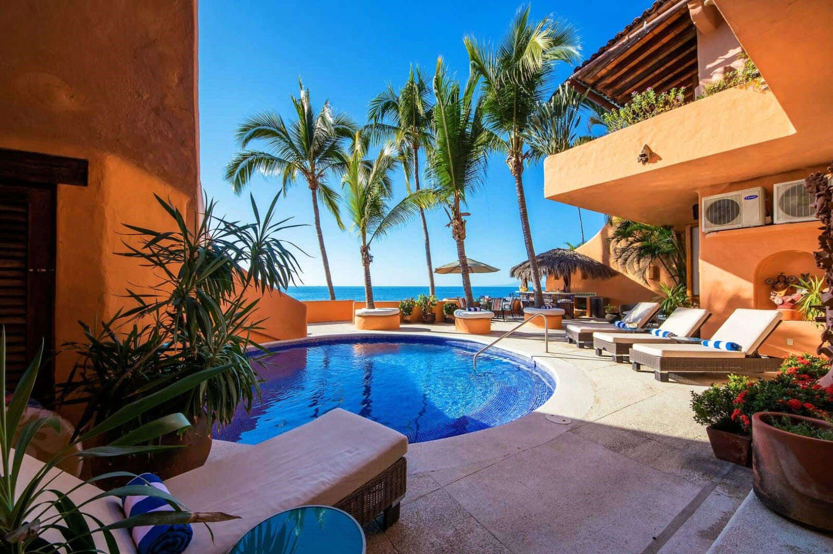 Luxury vacation rentals mexico - Puerto vallarta - Conchas chinas - No location 4 - McFuego Villa - Image 1/13