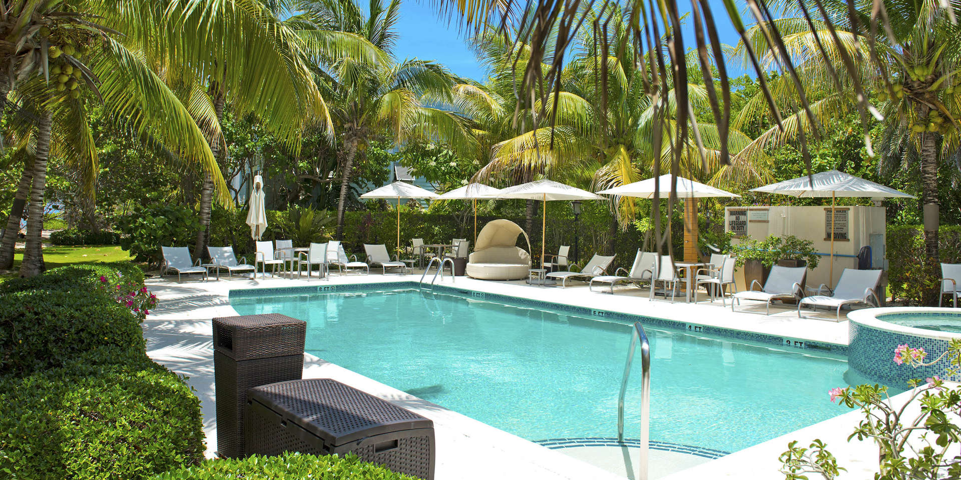 Luxury villa rentals caribbean - Cayman islands - Grand cayman - West bay - Sea Orchard Retreat - Image 1/15