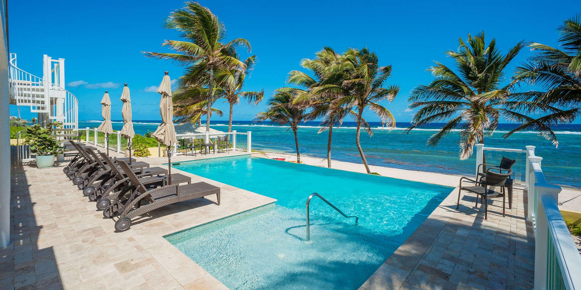 Luxury villa rentals caribbean - Cayman islands - Grand cayman - Rum point - Fischer's Reef - Image 1/29