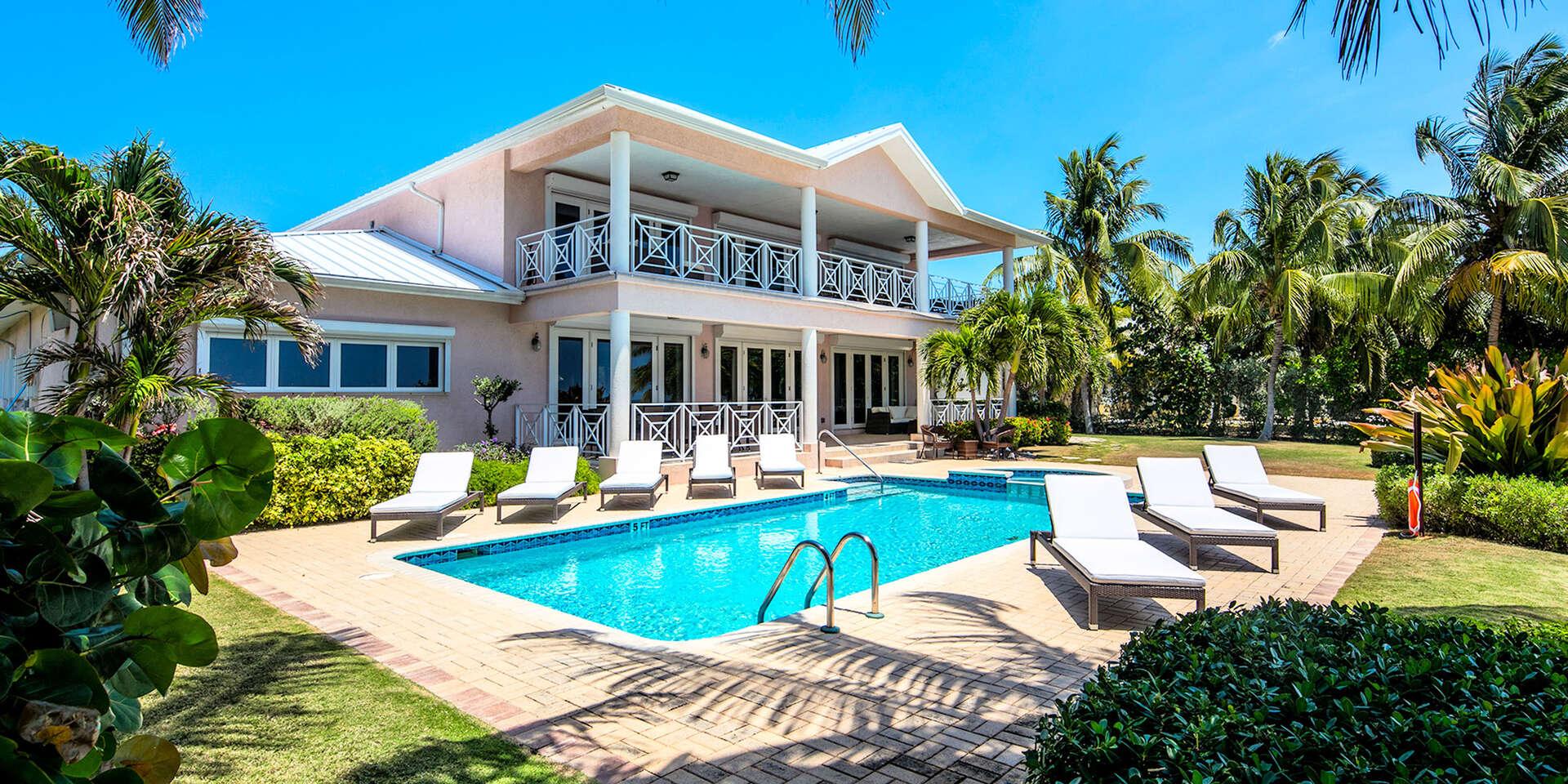 Luxury villa rentals caribbean - Cayman islands - Grand cayman - South sound - Amarone - Image 1/26