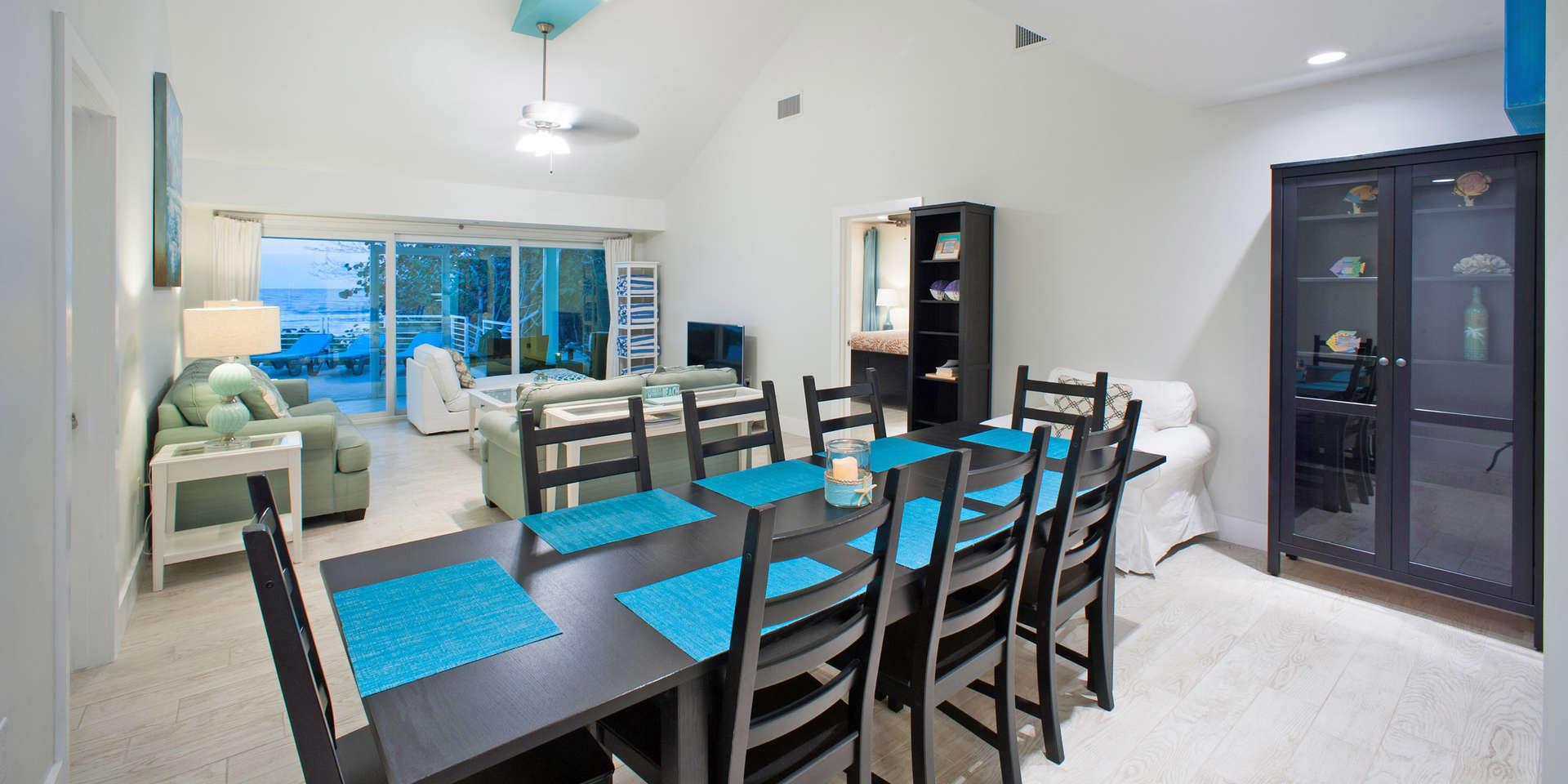 Luxury villa rentals caribbean - Cayman islands - Grand cayman - North side - Calypso Blue Villa - Image 1/17