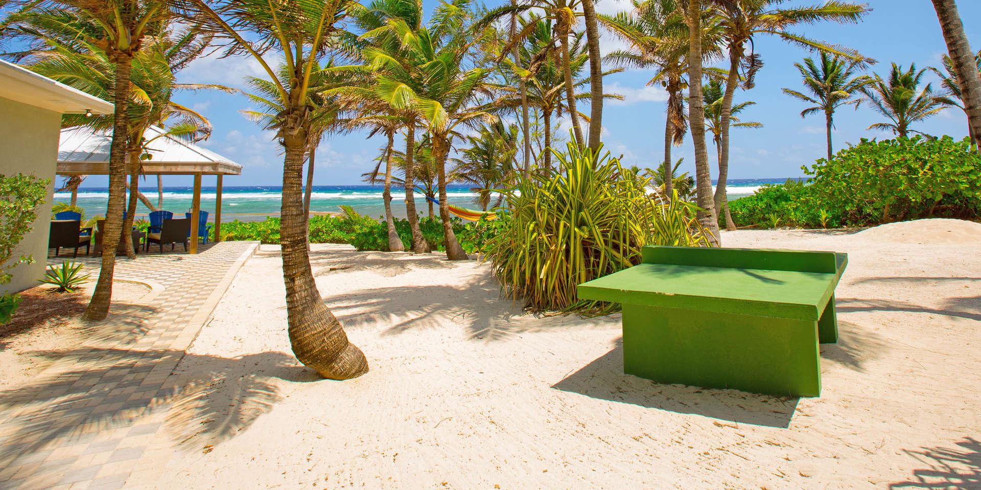Luxury Villa Als Caribbean Cayman Islands Grand Rum Point Coconut Beach