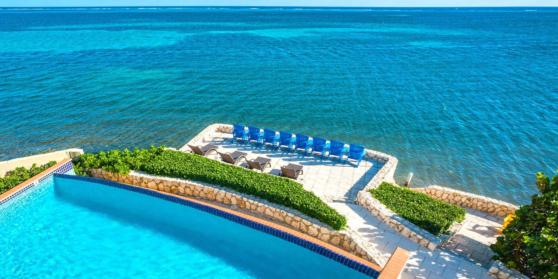 Luxury villa rentals caribbean - Cayman islands - Grand cayman - East end - Cayman Castle Villa - Image 1/27