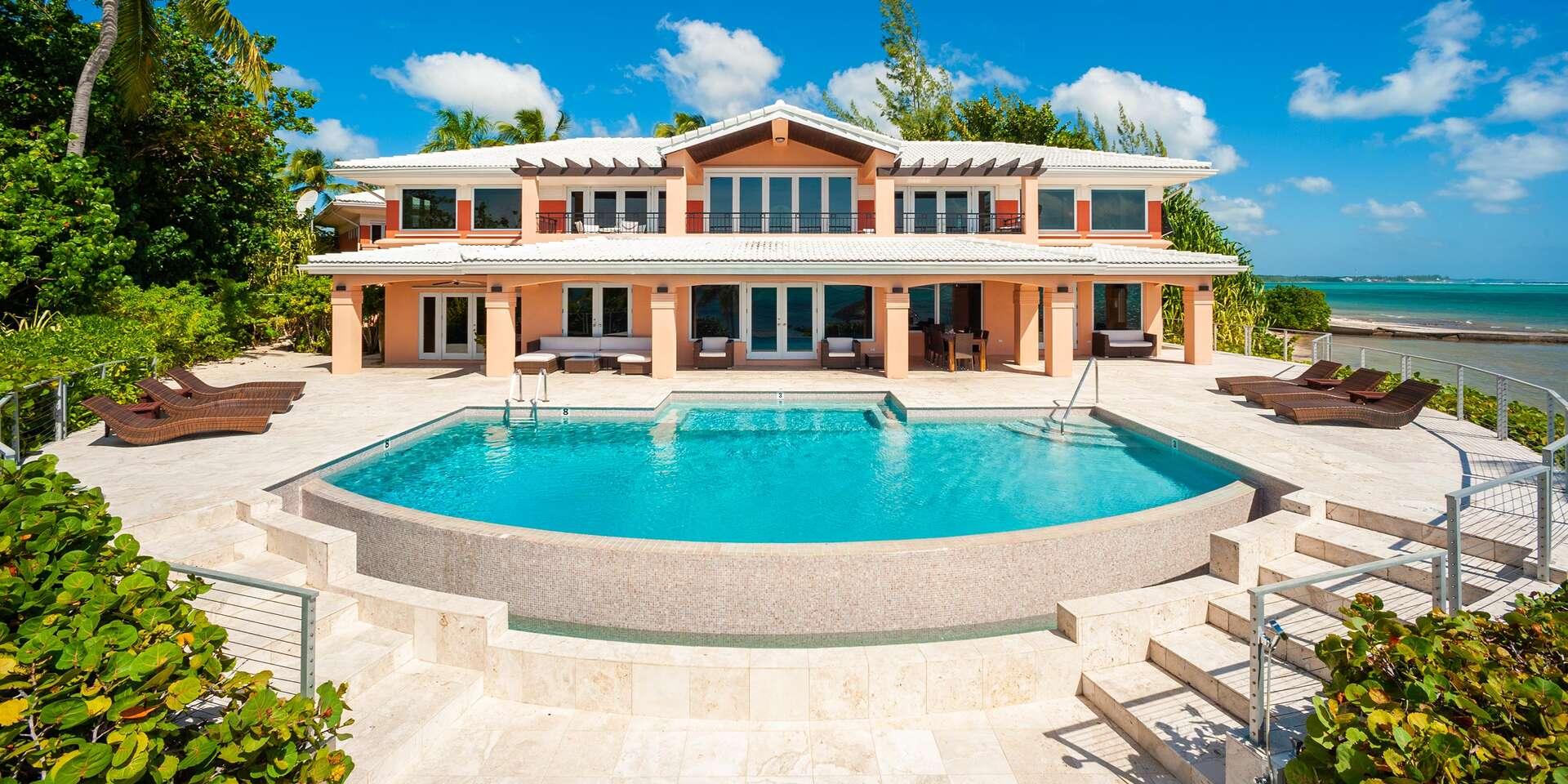 Luxury villa rentals caribbean - Cayman islands - Grand cayman - Bodden town - Pease Bay Estate - Image 1/20